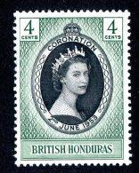 2717x)  Br.Honduras 1953 - SG# 178 /   M* - British Honduras (...-1970)