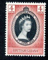 2718x)  Br.Guiana 1953 - SG# 330 /   M* - British Guiana (...-1966)