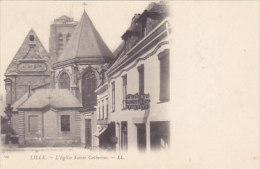 59 - Lille - L´Eglise Sainte Catherine (commerce) - Lille