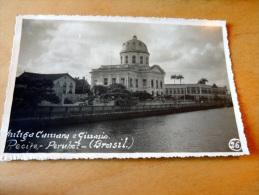 Carte Postale Photo : RECIFE : Antigua Camara E Giuasio - Recife