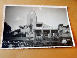 Carte Postale Photo : RECIFE : Clube Portugues - Recife