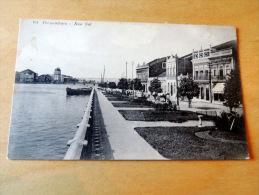 Carte Postale Ancienne : RECIFE : Pernambuco : Rua Sol - Recife