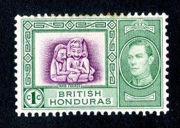 2740x)  Br Honduras 1938 - SG# 150 / Sc#115 M* - British Honduras (...-1970)