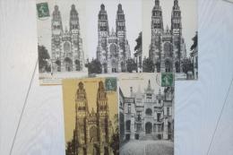 5 CPA Tours -  MI10 - Cartoline