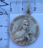 Médaille Religieuse - Beata Teresia A Jesu Infante - Religione & Esoterismo