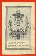 """Image Pieuse """"Qui Brisera Le Sceau Du Livre Où Nous Lisons La Vérité..."""" ° Benziger Frères à EINSIEDELN Suisse - Images Religieuses"""