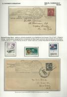 "ANTÁRTIDA - EXPLORADOR BYRD - BARCOS ""CITY OF YORK"" Y ""ELEANOR BOLLING"" 1929/1930 - Polar Explorers & Famous People"