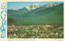 Canada Jasper and Mount Edith Cavell Alberta