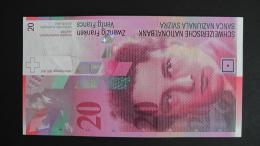 Switzerland - 20 Franken - 1994 - P 68a - XF+ - Look Scan - Schweiz
