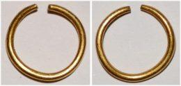 Celtic British Isles Gold Ring Money - Celtic