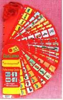 Kinder Rollino Fahrzeug-Quiz  -  180 Fragen / 180 Antworten  -  Mit Lösungsschnur - Denk- Und Knobelspiele