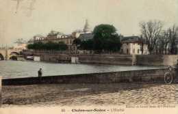 DPT 71 CHALON SUR SAONE L'Hopital - Chalon Sur Saone