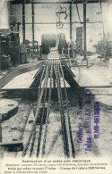 GLAIN - Corderie à Vapeur - Jules HANNAY - Fabrication D'un Cable Plat Metallique - Non Classés