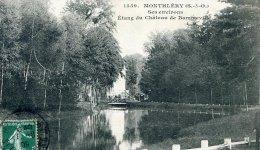 Monthléry - Ses Environs ètang Du Château De Bamnieville - Montlhery