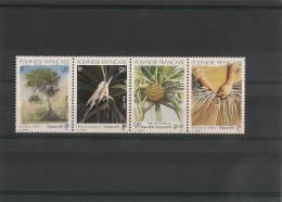 POLYNESIE Timbres * *année 1995 N° Y/T : 489/492 - Polynésie Française