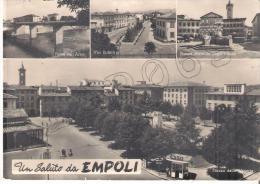 Firenze - Un Saluto Da Empoli.    +    Benzina ESSO - Firenze (Florence)