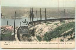 COLLECTION DE LA Cie DES TRAMWAYS DE BONSECOURS - Viaduc, Panorama Sur La Vallée De La Seine. - Tramways