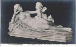 Thème - Art - Sculpture - Musée Du Luxembourg - Gustave Crauk La Jeunesse Et L'amour - Sculture