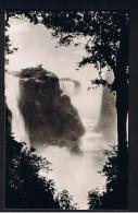 RB 946 - Rhodesia Zambia Zimbabwe - Real Photo Postcard - Victoria Falls - The Chasm From The West Bank - Zimbabwe