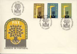 FDC Portugal 1960 - FDC