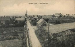59 RIEUX ( NORD ) VUE GENERALE - France