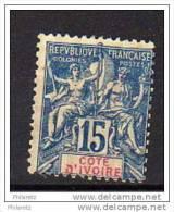 Côte D´Ivoire N° 6 Neuf (*) (neuf SANS Gomme) - Cote Neuf * : 37€ - Neufs