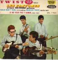 "Les Fantomes  ""  Twist 33  "" - Vinyl Records"