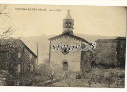 GENERARGUES - LE TEMPLE - France