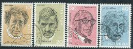 Svizzera 1972 Usato - Mi.979/82  Yv.909/12 4v - Usati