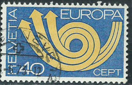 Svizzera 1973 Usato - Mi.995  Yv.925 - Usati