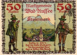 50 HELLER XF AUSTRIA 1920 - Austria