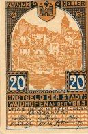 20 HELLER XF AUNC AUSTRIA 1920 - Autriche