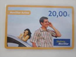 Prepaid Recharge Phonecard,used - Espagne