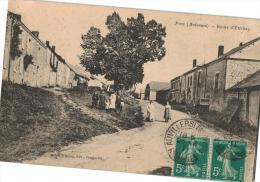 Carte Postale Ancienne De PREZ - Other Municipalities