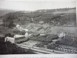 Belgique , Freyr , Le Chateau Et Les Jardins A La Française , Circa 1915 - Documents Historiques