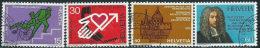 Svizzera 1975 Usato - Mi.1058/61  Yv.987/90 - Usati