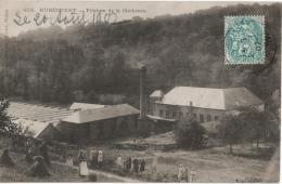 Carte Postale Ancienne De RUBECOURT - France