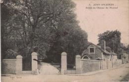 JOUY EN JOSAS 8 ENTREE DU CHATEAU DU MONTCEL  1914 - Jouy En Josas
