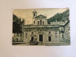 SAVONA SANTUARIO DI N.SIGNORA DELLA MISERICORDIA NON VIAGGIATA - Savona