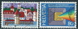 Svizzera 1978 Usato - Mi.1117;1119  Yv.1047;1049 - Usati