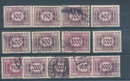 1922. Österreich Portomarken ) - Austria