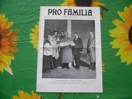 WW1 PRO FAMILIA N.35 1915 BATTESIMO AD AQUILEIA POLONIA SOLDATI RUSSI GENIO MILITARE CADUTI PER LA PATRIA - Libri, Riviste, Fumetti