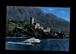 BATEAUX - HYDROFOIL - HYDROGLISSEUR - Lac De Garde - MALCESINE - Barche