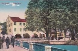 TREVISO  - PESCHERIA   AUTENTICA 100% - Treviso