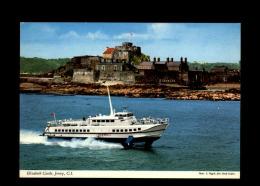 BATEAUX - HYDROFOIL - HYDROGLISSEUR - Condor - Jersey - Barche