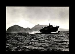 BATEAUX - HYDROFOIL - HYDROGLISSEUR - Aliscafo - CAPRI - Barche