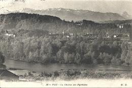 PAU  - 64 - La Chaine Des Pyrénées  - 624 - - Pau