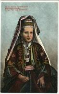 Jeune Femme De Bethleem  Juive ? Judaica - Palestine