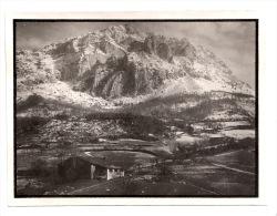 Foto Original  VIZCAYA  -  UNCILLAITZ  Caserio Vasco -  1929    10,5 X 8  Cm - Plaatsen