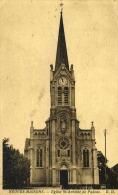 NEUVES-MAISONS - MEURTHE ET MOSELLE  (54) -  PEU COURANTE CPA DE 1937. - Neuves Maisons